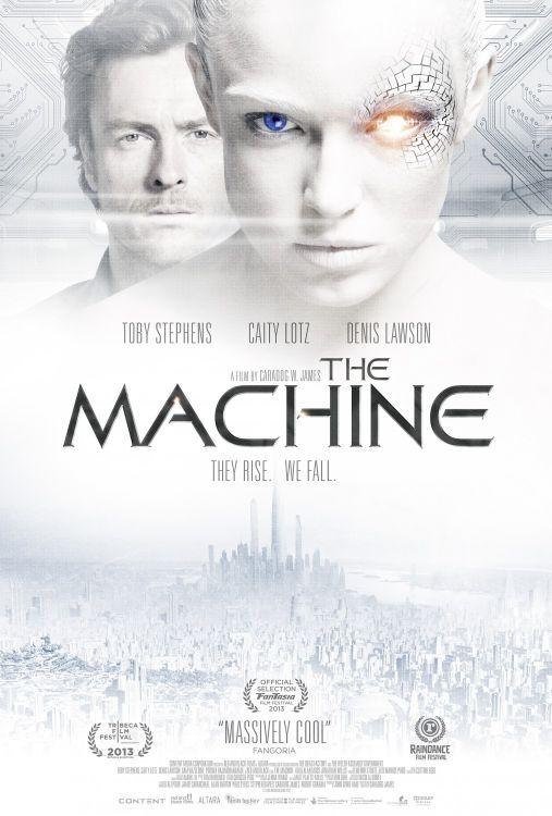Saturday B Movie Reel #137 – The Machine