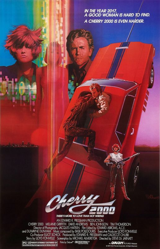 Saturday B Movie Reel #141 – Cherry 2000