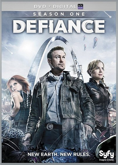 Contest – Win Defiance Season 1 On DVD or Blu-ray