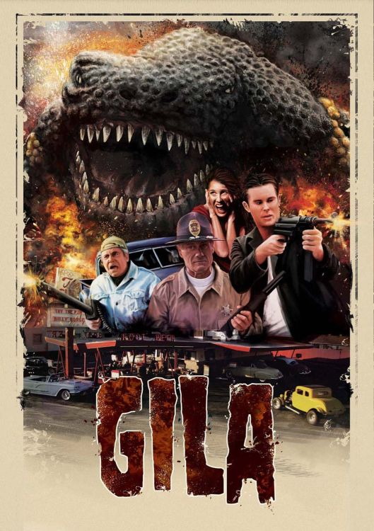 Saturday B Movie Reel #140 – Gila