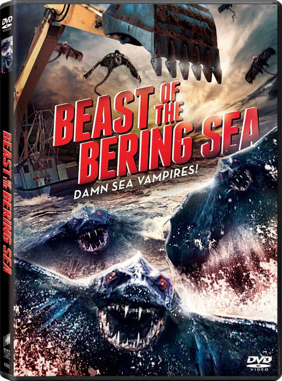 Saturday B Movie Reel #148 – Beast of the Bering Sea