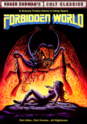 Saturday B Movie Reel #147 – Forbidden World