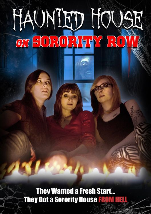 Saturday B Movie Reel #149 – Haunted House On Sorority Row and Henrique Couto Interview