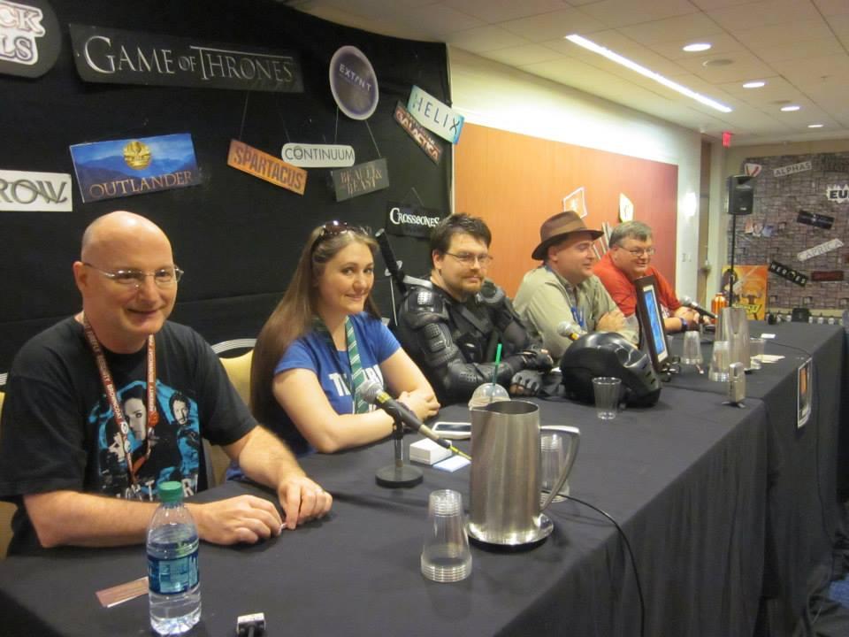 Dragon Con 2014 – Arrow Fan Panel