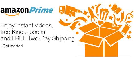 Contest – Win A Year Of Amazon Prime ($99 value)