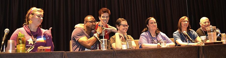 Dragon Con 2014 – Teen Wolf Fan Panel
