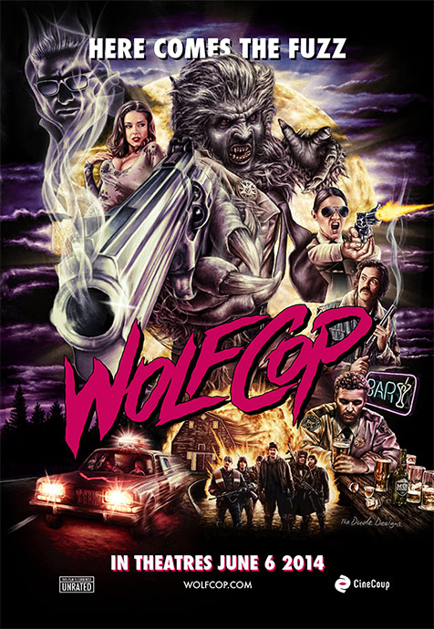 Saturday B Movie Reel #154 – WolfCop