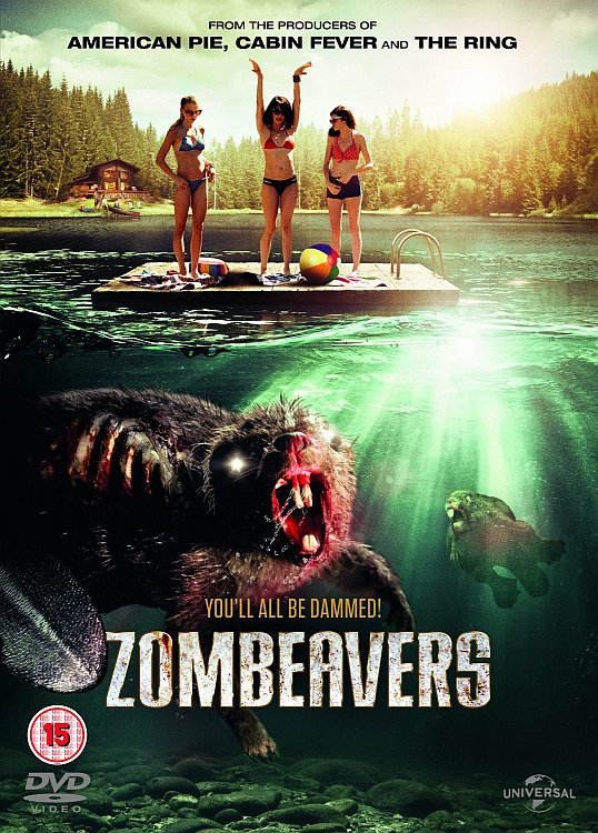 Saturday B Movie Reel #155 – Zombeavers