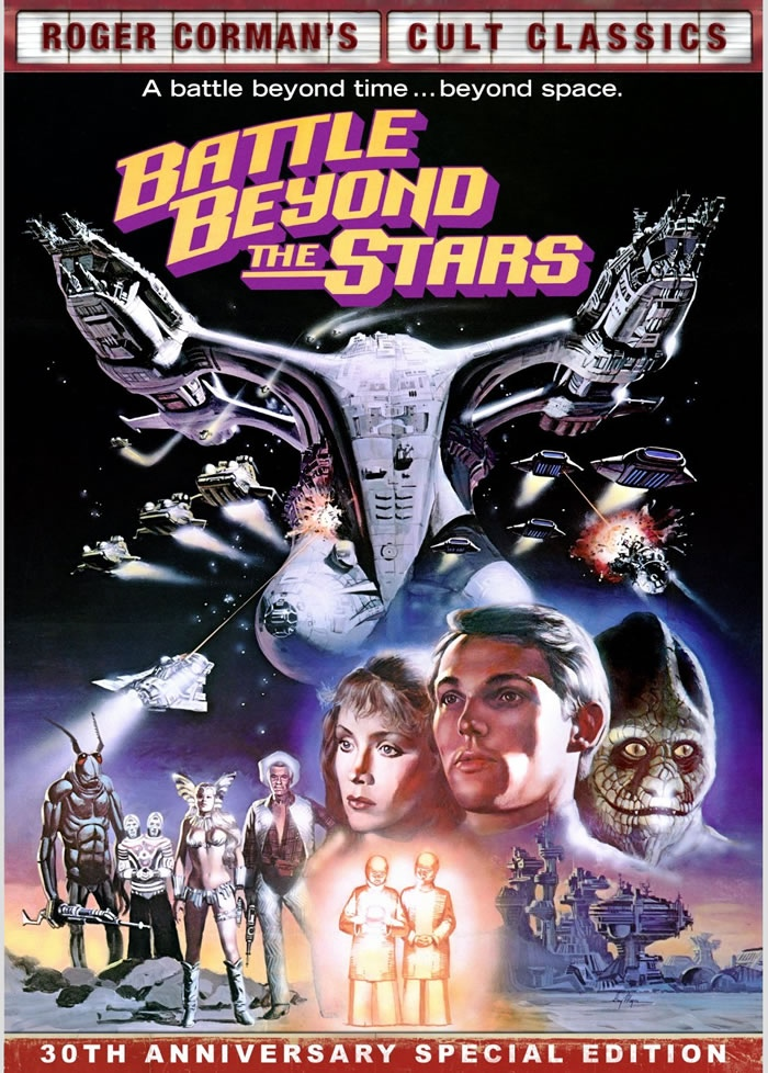 Saturday B Movie Reel #159 – Battle Beyond The Stars
