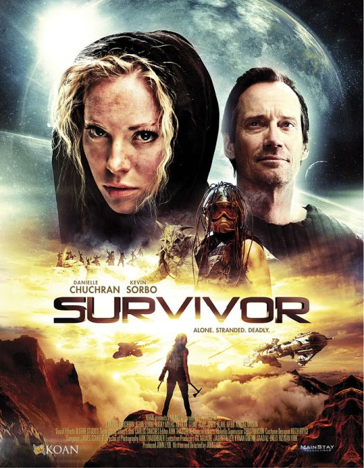 Saturday B Movie Reel #158 – Survivor