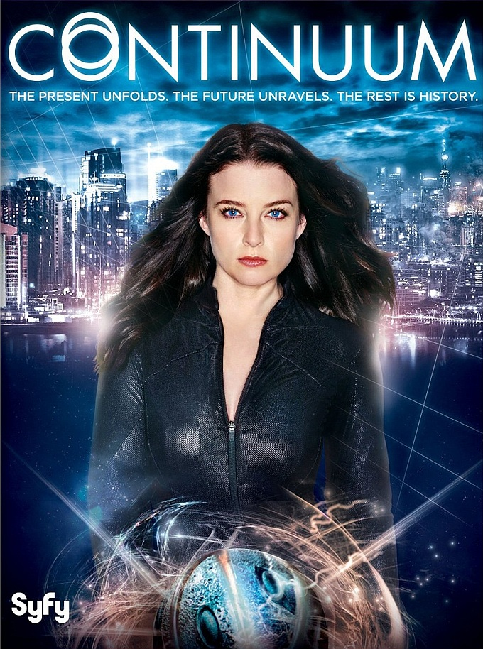 Contest – Win A Season Of Continuum On DVD or Blu-ray