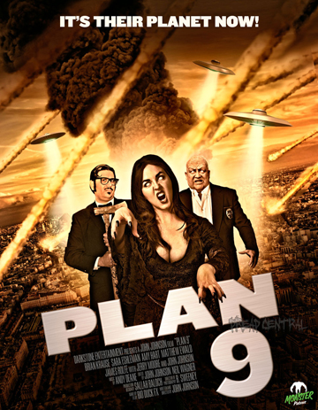 Saturday B Movie Reel #160 – Plan 9