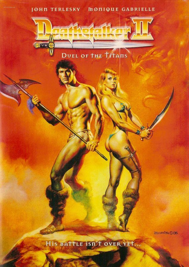 Saturday B Movie Reel #166 – Deathstalker II: Duel of the Titans