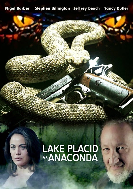 Saturday B Movie Reel #168 – Lake Placid vs Anaconda