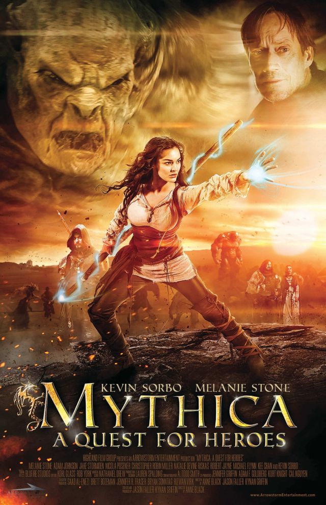 Saturday B Movie Reel #167 – Mythica: A Quest for Heroes