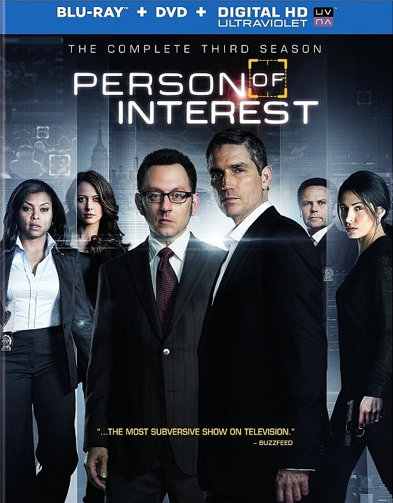 Contest – Win A Season Of Person Of Interest On DVD or Blu-ray