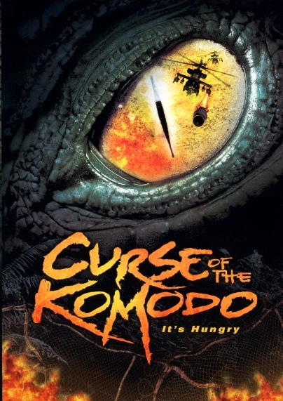 Saturday B Movie Reel #172 – Curse Of The Komodo