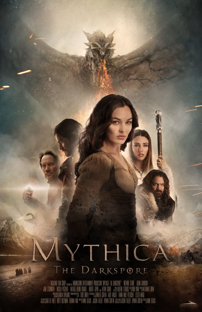 Saturday B Movie Reel #171 – Mythica 2: The Darkspore