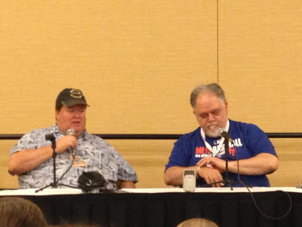 Indy PopCon 2015 – The Peter Spellos Experience Panel