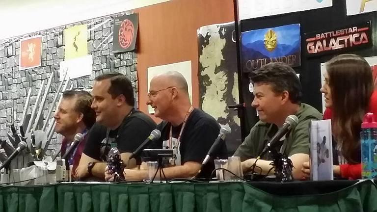 Dragon Con 2015 – Arrow Fan Panel