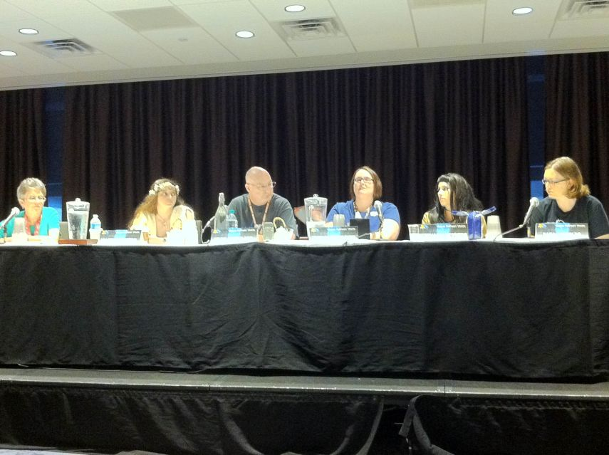 Dragon Con 2015 – Lost Girl Fan Panel