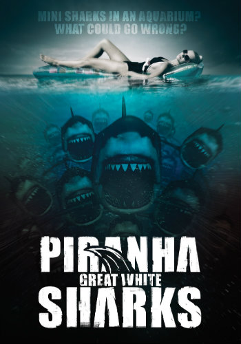 Saturday B Movie Reel #175 – Piranha Sharks