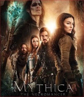 Saturday B Movie Reel #176 – Mythica 3: The Necromancer