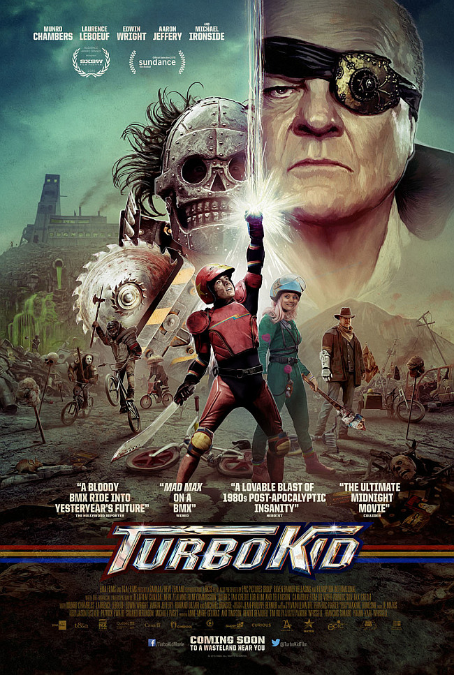 Saturday B Movie Reel #177 – Turbo Kid