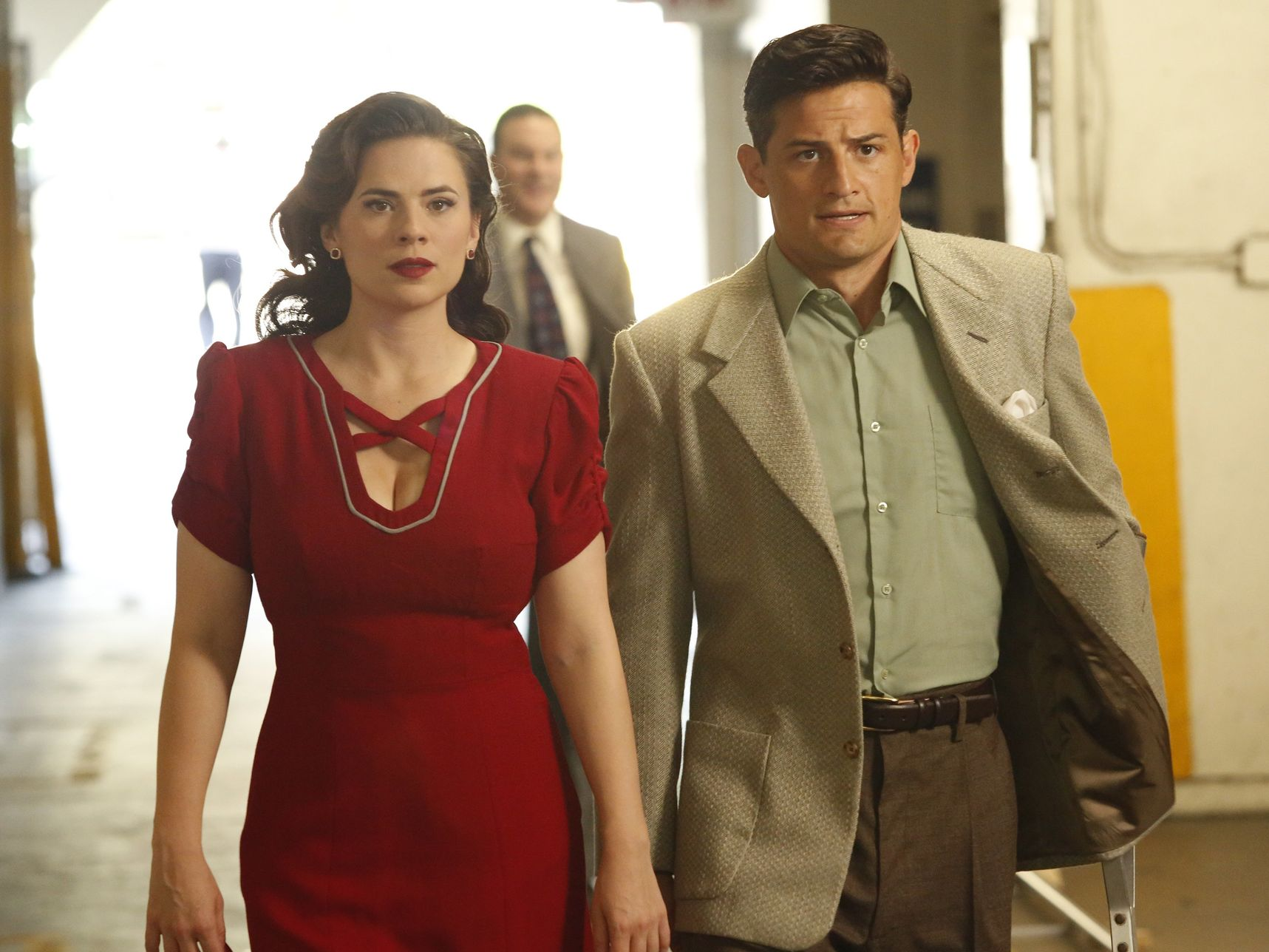 WHS #2 – Agent Carter, Supergirl, iZombie