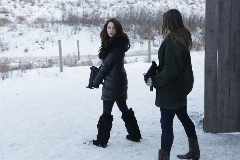 Tales of the Black Badge – A Wynonna Earp Fan Podcast #18 – Landslide (1×11) Review