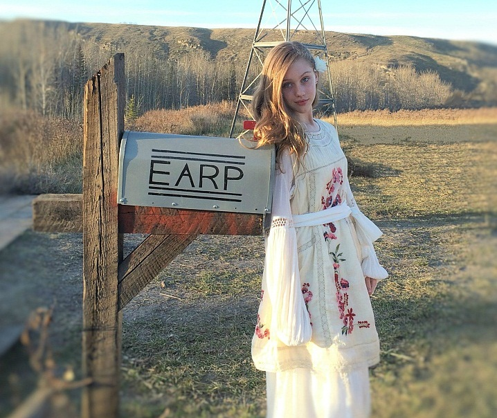 Tales of the Black Badge – A Wynonna Earp Fan Podcast #30 –  Anna Quick Interview