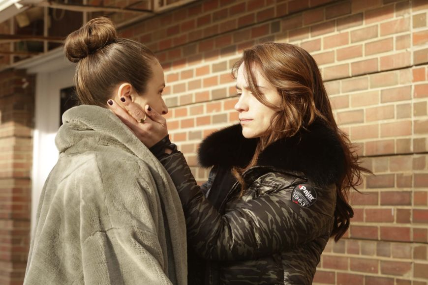 Tales of the Black Badge – A Wynonna Earp Fan Podcast #33 – The Sisterly Dynamic