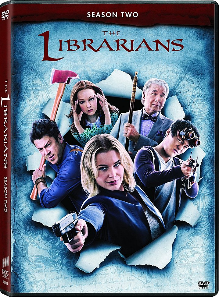 Latest News About Upcoming Genre TV Show DVD Releases