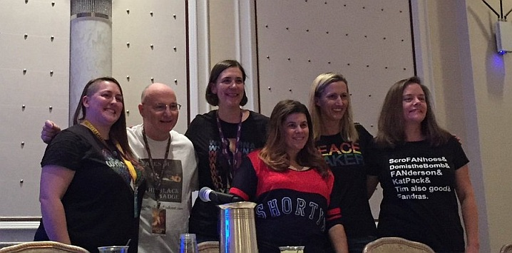 Tales of the Black Badge – A Wynonna Earp Fan Podcast #41 – ClexaCon 2017 Creating A Positive, Inclusive & Amazeballs Fandom Family – Wynonna Earp Style Fan Panel