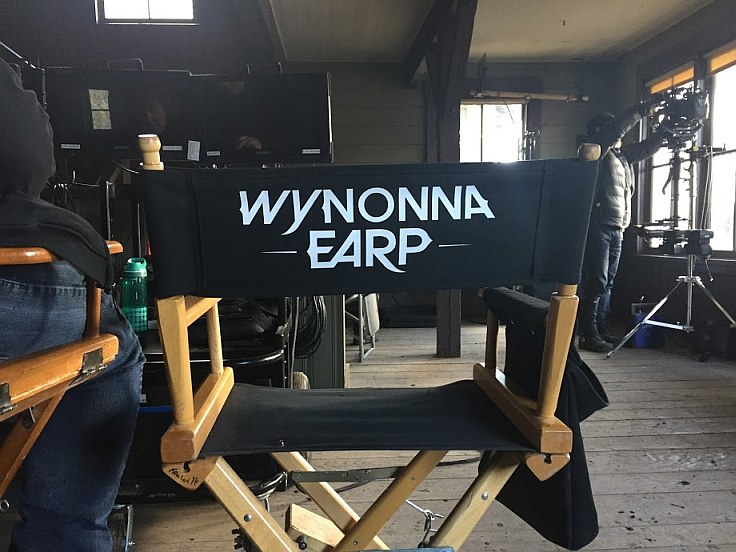 Tales of the Black Badge – A Wynonna Earp Fan Podcast #42 – Wynonna Earp Set Visit Recap (Part 1)