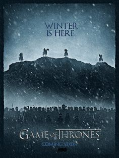 Small Council Matters – Game of Thrones Season 6 Spring Break Session