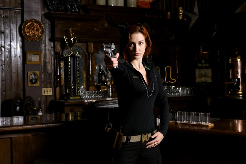 Tales of the Black Badge – A Wynonna Earp Fan Podcast #52 – Katherine Barrell Season 2 Interview