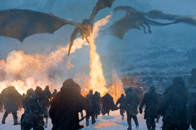 Small Council Matters – Game of Thrones 7×06 Beyond the Wall Death is the Enemy