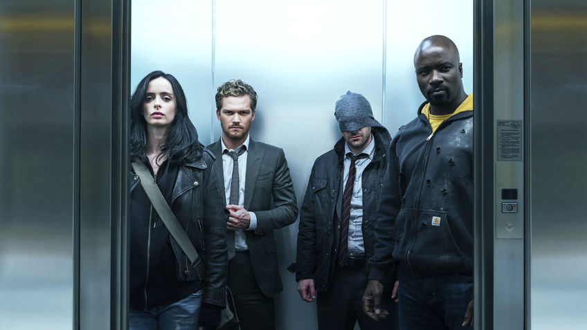 Marvel's The Defenders – The Hype is Real