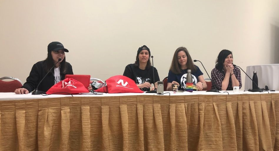 Tales of the Black Badge – A Wynonna Earp Fan Podcast #90 – ClexaCon 2018 Empowerment Through Fandom Panel