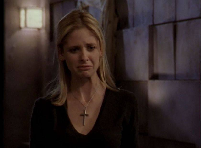 Buffy Earpers #12 – Buffy The Vampire Slayer Season 2 Episodes (2×21 – 2×22)