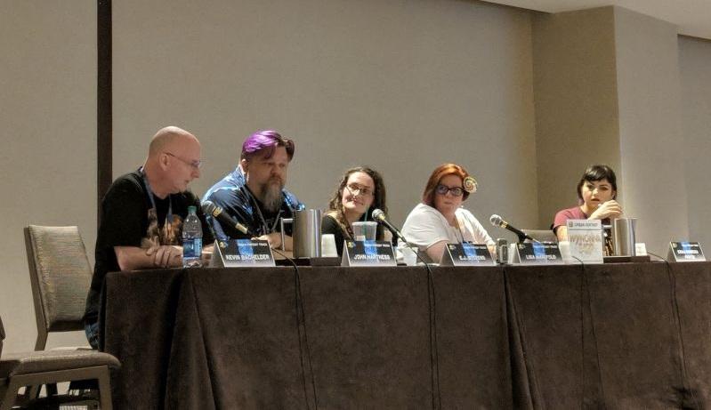 Tales of the Black Badge – A Wynonna Earp Fan Podcast #114 – Dragon Con 2018 Fan Panel
