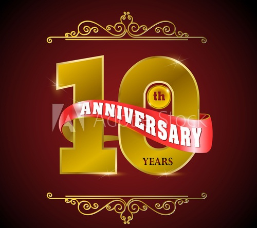 Contest – Our 10th Anniversary Giveaway