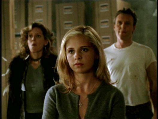 Buffy Earpers #14 – Buffy The Vampire Slayer Season 3 Episodes (3×05 – 3×07)