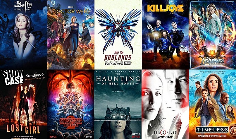 Tales of the Black Badge – A Wynonna Earp Fan Podcast #135 – TV Show Recommendations For Earpers