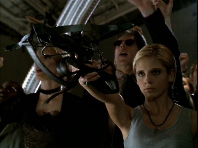 Buffy Earpers #15 – Buffy The Vampire Slayer Season 3 Episodes (3×08 – 3×10)