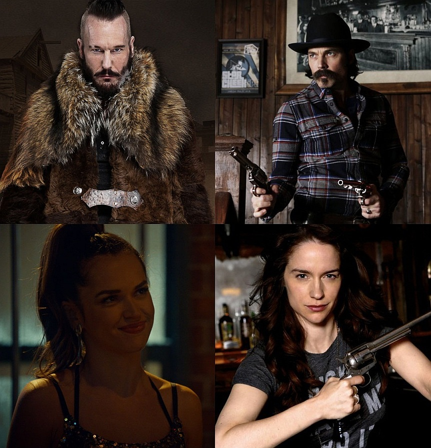 Tales of the Black Badge – A Wynonna Earp Fan Podcast #141 – Possible Character Redemptions