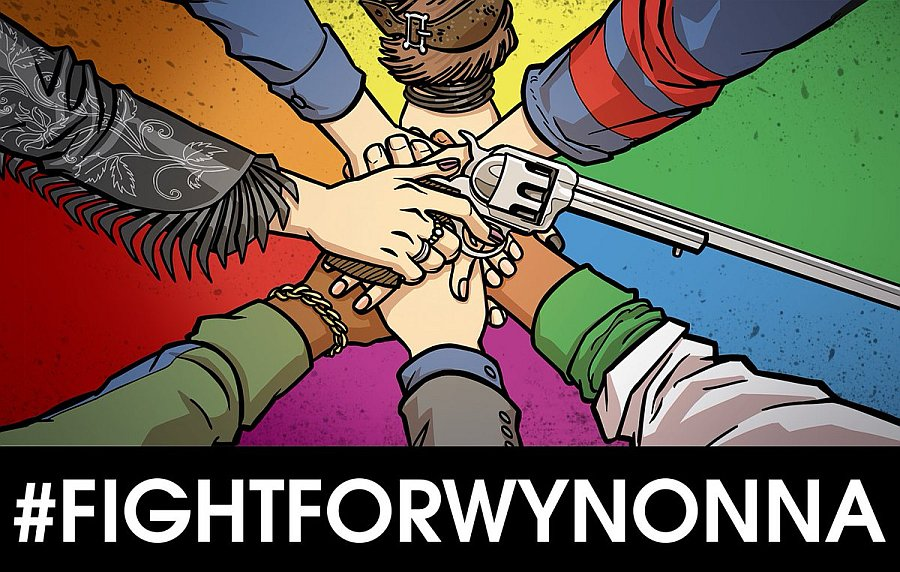 Tales of the Black Badge – A Wynonna Earp Fan Podcast #145 – Fight For Wynonna Update March 29, 2019