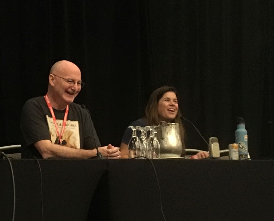 Tales of the Black Badge – A Wynonna Earp Fan Podcast #162 – Live from Eh Con Canada 2019