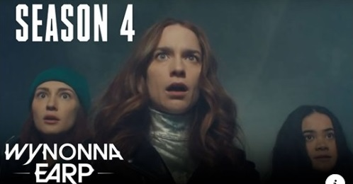 Tales of the Black Badge – A Wynonna Earp Fan Podcast #183 – Season 4 Trailer Impressions